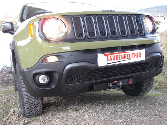 winch mounting kit jeep renegade trailhawk incl warn provantage 4500 s jeep jeep renegade. Black Bedroom Furniture Sets. Home Design Ideas
